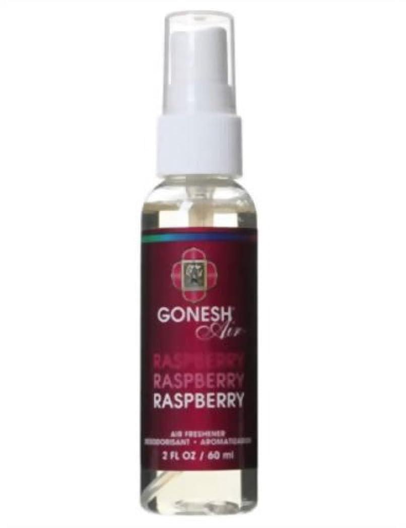 クール熱心国民GONESH(ガーネッシュ)  エアーフレッシュナー ラズベリー 60ml