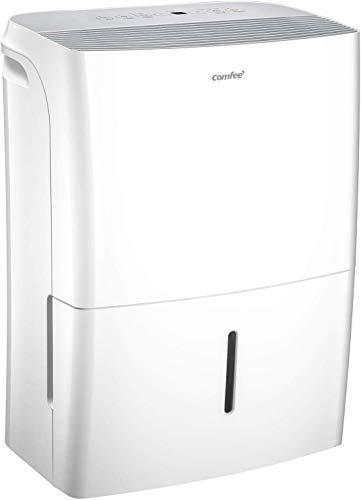 Comfee Luftentfeuchter, 20L/24h, Raumgröße ca.100m³(40m²), MDDF-20DEN7-WF, APP-fähig