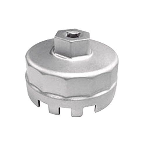 Jbm 52809 Extractor filtro de aceite, plata