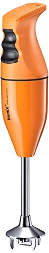 Bamix MX125098 Pop! mixeur plongeant Orange