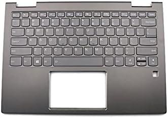 Comp XP New Genuine PT for Lenovo Yoga 730-13IKB 13-IWL Palmrest Touchpad 5CB0Q95904