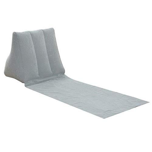 Colchón de aire sexual almohada triángulo sofá inflable multiusos mueble erotico