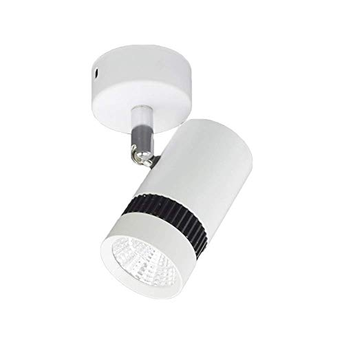 Bright Electronics 3W LED Spot Wall Light (Focus), Metal Boady, Light Color- White, 2 Year Warranty