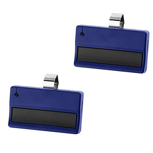 Garage Door Remote Opener for Liftmaster 371LM Chamberlain 950CD - 2 Pack