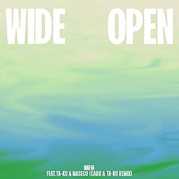 Wide Open (feat. Ta-ku & Masego) [Cabu & Ta-ku Remix]