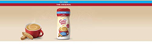 COFFEE MATE Fat Free The Original Powder Coffee...