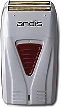 Andis 17150 Pro Foil Lithium Titanium Foil Shaver, Cord/Cordless, Gray