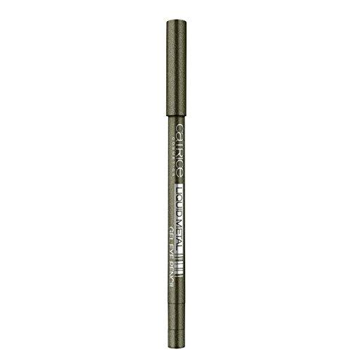 Catrice - Eyeliner - Liquid Metal Gel Eye Pencil 040 - Leaf The World Behind