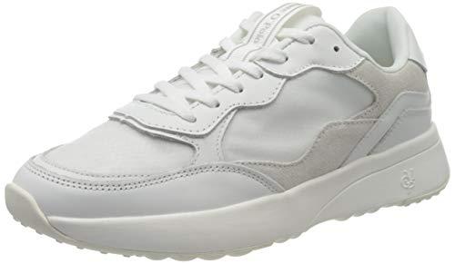 Marc O'Polo Damen 00215263501315 Sneaker, Weiß (White 100), 38 EU