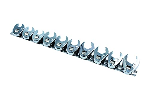 Laser 3282 3282 Einsteck-Maulschlüsselsatz – 10-teilig