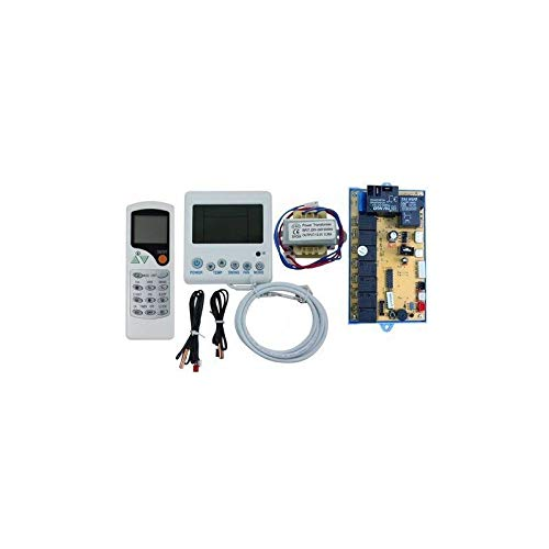 REPORSHOP - Universal Placa Control Aire Acondicionado Qd-U12A