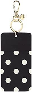 Kate Spade New York Women's Id Clip, Black Dot