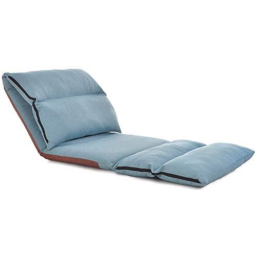 YAOSHI Sofá plegable rectangular simple | Sofá extraíble | Silla flotante lavable con ventana trasera 226 x 68 x 10 cm + (color: C) Diseño que ahorra espacio (color: A)