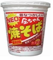 徳島製粉 NEO 金ちゃん焼きそば 復刻版 84g 12個