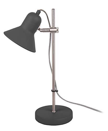 Present time - Lampe à poser fer noir SLENDER