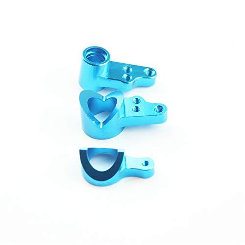 Achicoo Metall-Kupplungselement für Wltoys 144001 1/14 4WD Hochgeschwindigkeits-Rennfahrzeugmodelle, ferngesteuerte Autoteile
