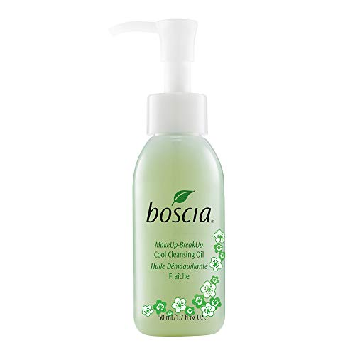 boscia MakeUp-BreakUp Cool Cleansing Oil – Natural Oil-Based MakeUp Remover, 50ml