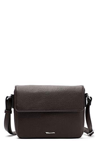 Tamaris Umhängetasche Alessia 30812 Damen Handtaschen Uni brown 200 One Size