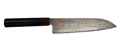 SETO Japanese Chef Knives: Damascus Forged Steel from World Famous Seki, Japan (I-5 Pro: 180m/ m:...