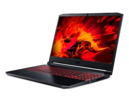 Acer Gaming Notebook Nitro 5 (AN515-55-7079), 15,6', Full HD, NVIDIA GeForce GTX 1650 Ti, Intel® Core™ i7-10750H, SSD, 8GB RAM