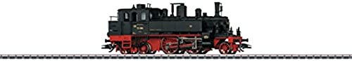 M lin 37138 - Tender-Dampflok BR 73 DRG