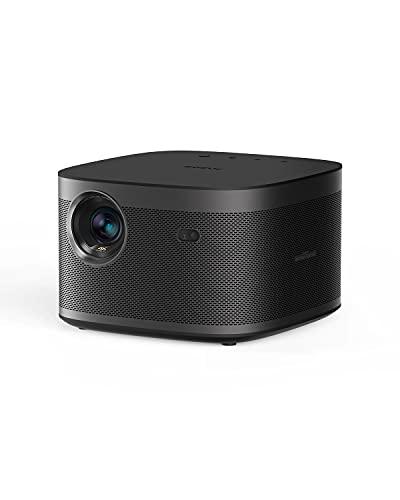 XGIMI Horizon Pro Proyector 4k Nativo, Cine en Casa Proyector WiFi Bluetooth, 2200 ANSI Lúmenes, Android TV 10.0, con Altavoz Harman Kardon, Inteligente Ajuste de Pantalla