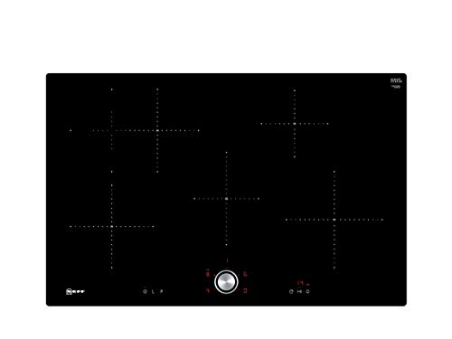 Neff T48PT00X0 Induktionskochfeld N70 / 80cm / TwistPad  / Bräterzone / Glaskeramik / flächenbündig