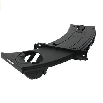USTAR Dashboard Cup Holder Compatible with 2006-2011 BMW E90 E91 E92 E93 325i 325xi 328i 328xi 330i 330xi 335d 335i 335i3 335xi M3 Replaces 51459173463 (Front Left and Black)