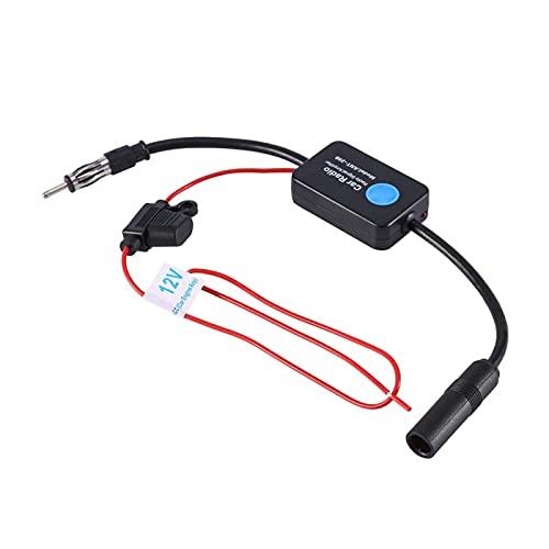 Antenna per Auto, Amplificatore di Ricezione del Segnale Dell antenna Dell antenna Dell antenna Radio FM Universale da 12 V