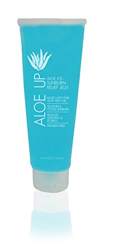 Aloe Up Sun & Skin Care Products White Collection Aloe Ice Jelly