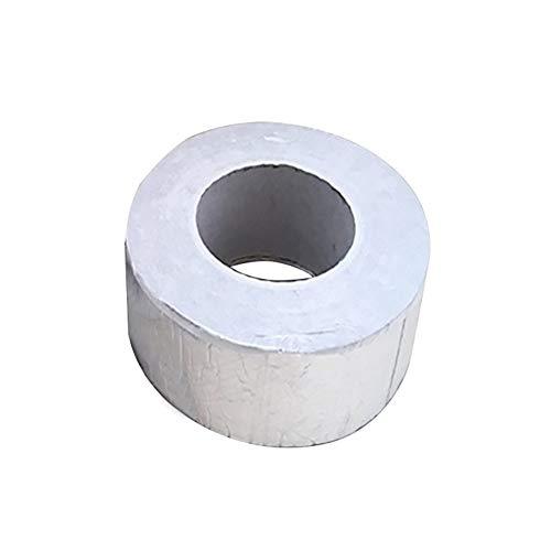 Butyl Rubber Tape, Snelle levering,1 Roll Waterdichte Butyl Rubber Marine Reparatie Tape Aluminium folie Butyl Seal Tape voor RV Reparatie, Raam, Boot Sealing 1.2mm x 10cm x 5m