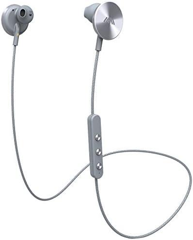 I.am+ Buttons - Auriculares inalámbricos con Bluetooth, Color Negro