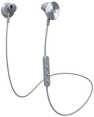 【国内正規品】i.am+ BUTTONS ワイヤレスイヤホン Bluetooth対応 グレー I.AM.PLUS EPS V2GREY