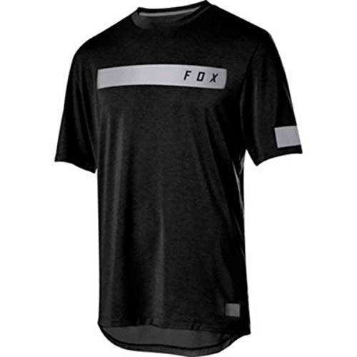 Fox Jersey Ranger Dri-Release Bar Black M