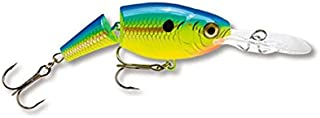 Rapala Jointed Shad Rap 04 Fishing lure, 1.5-Inch, Parrot
