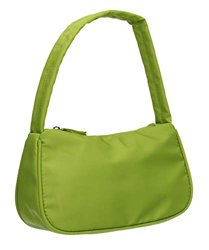 SwankySwans Lucy, Borsa a Spalla Donna, Lime, One Size