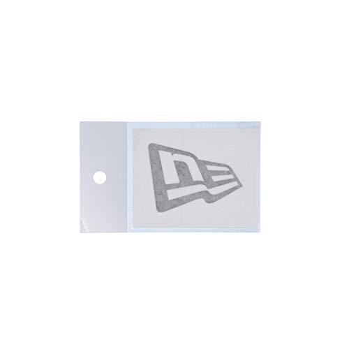 ニューエラ Stickers ステッカー ダイカット フラッグロゴ S ブラック 11099453 ブラック