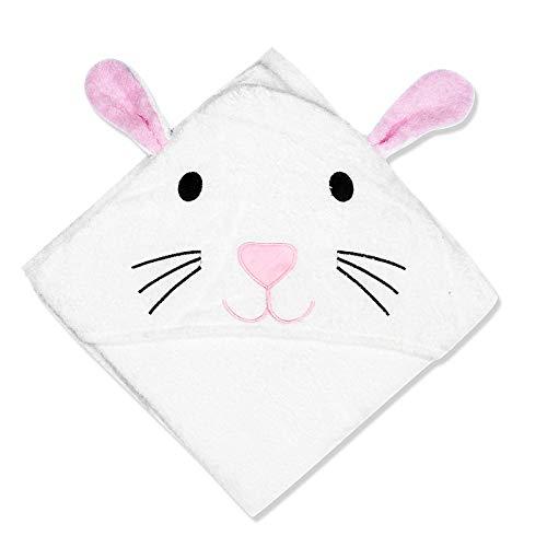 CXBHB Telo Bagno 丨 Asciugamani Bagno Bambini con Cappello a Forma di Animale Telo Bagno Telo Bagno Accappatoio Cartoon