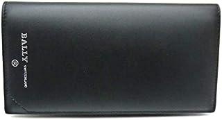 バリー/BALLY 長財布 二つ折り小銭入れ付き ブラック BALIRO.DI 6224065 並行輸入品