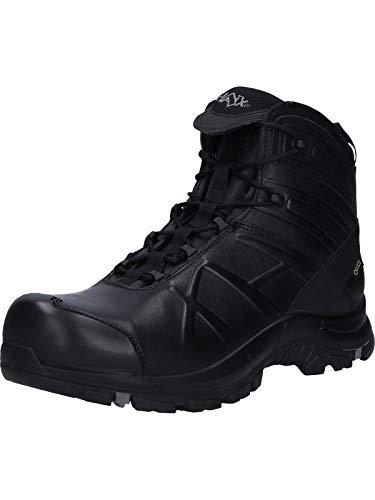 Haix Black Eagle Safety 50 mid Funktionelle Einsatzstiefel: Sicherheit für Polizei, Militär und Workwear. 46