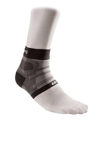 Mcdavid 5135 Anklet, Unisex Adult, unisex_adult, 5135, Black/Grey, L
