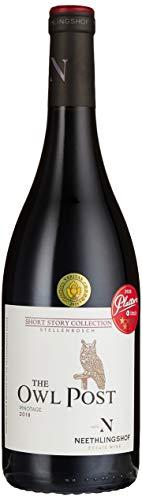 Neethlingshof Wine Estate Owl Post Pinotage 2018 Stellenbosch Wein trocken (1 x 0.75 l)