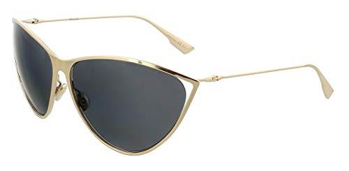 Christian Dior DIORNEWVOLUTE A9 Gafas, GOLD/GY GRIGIO, 65 Mujeres