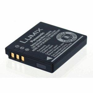 Panasonic Akku Lumix DMC-FS5 Li-Ion 3,6 Volt 940 mAh