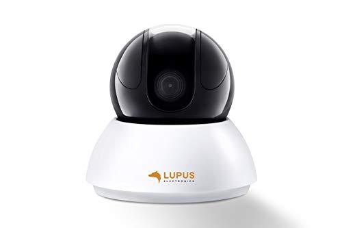 720P HD Wifi IP-camera LE203, beveiligingscamera, bewakingscamera, IP Cam, dratlos, bestuurbaar met bewegingsmelder, 2-weg audio, infrarood nachtzicht, geïntegreerd in ons Smarthome alarmsysteem