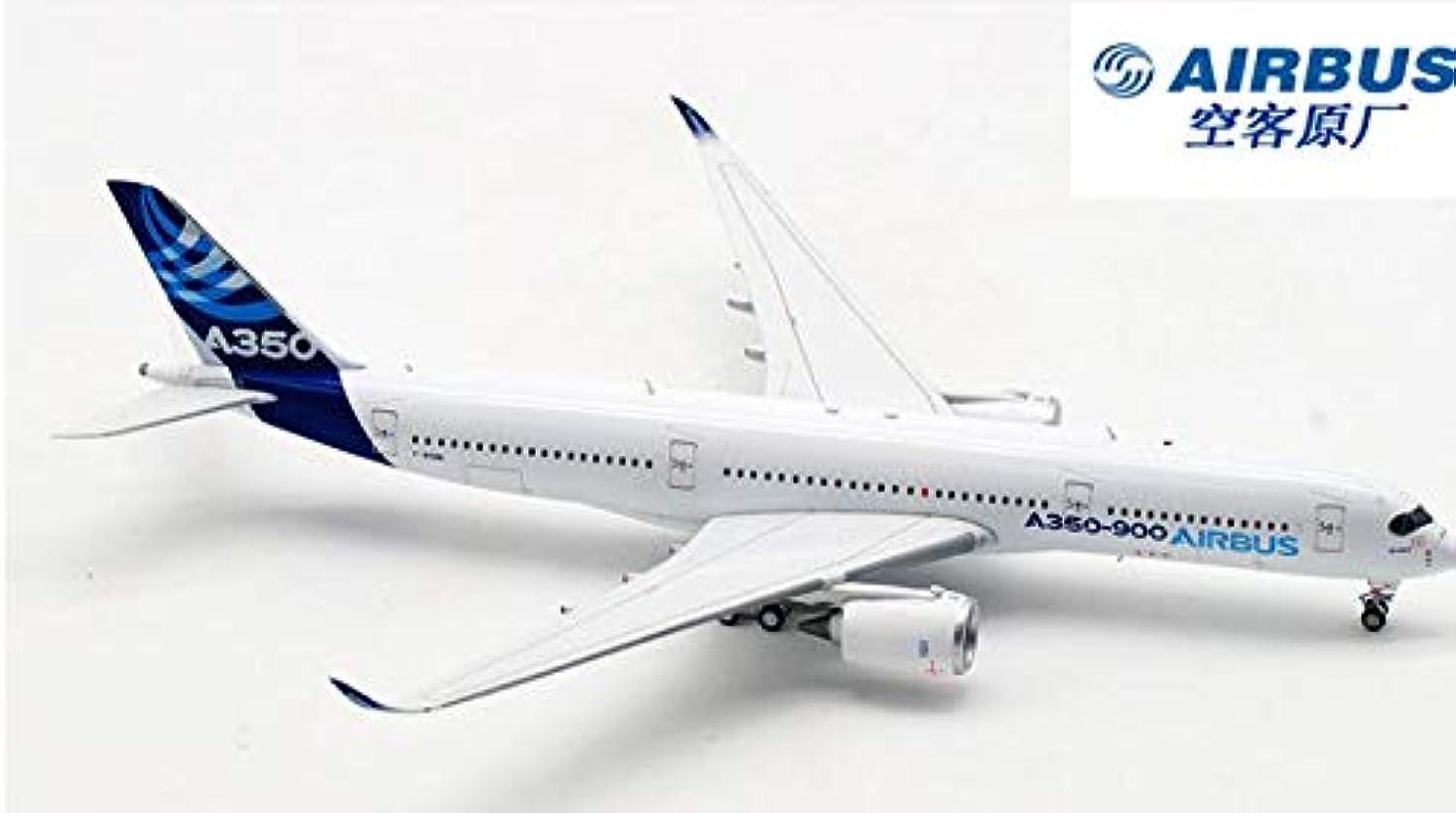 損傷農業手足Aviation 1/400 完成品 Airbus A350-900 F-WXWB ダイキャスト 航空機モデル