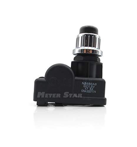 Meter Star CSA Zertifiziert 6 Männliche Steckdose AA Batterie Taster Elektronische Zünder 1,5 V Funkengenerator BBQ Grill Ersatz Zubehör