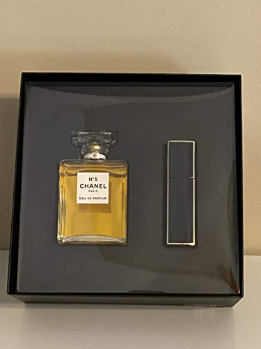 Chanel Nº 5 Perfume Lote 2 Pz 200 g