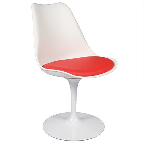 PoliVaz Eero Saarinen Stil Tulip Chair