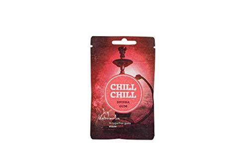 Chill Chill | Shisha Gum | Icy Watermelon | Zuckerfreier Kaugummi 32g